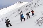 2011年岩木山春スキー 95