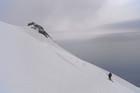 2011年岩木山春スキー 106