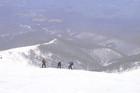 2011年岩木山春スキー 110