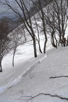2011年岩木山春スキー 120