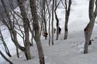 2011年岩木山春スキー 121