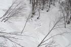 2011年岩木山春スキー 124