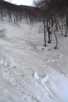 2011年岩木山春スキー 127
