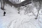2011年岩木山春スキー 130
