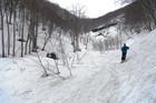2011年岩木山春スキー 133