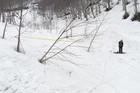 2011年岩木山春スキー 134