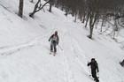 2011年岩木山春スキー 138