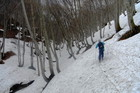 2011年岩木山春スキー 148